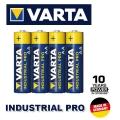 Алкални батерии Varta Industrial PRO Alkaline LR03, AAA, MN2400