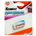 Акумулатора батерия KONNOK CR123 800mAh