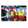 Maxell UR 90min Аудио касета