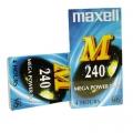 Видеокасета Maxell VHS 240 мин.