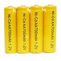 Акумулаторни батерии Ni-Cd AA 700mAh 1.2V 4бр.