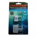 Plug Adapter US към UK & EU
