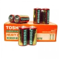 Батерии TOSHIBA HEAVY DUTY R14, C, MN1400 1.5V