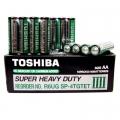 Усилена батерия TOSHIBA SUPER HEAVY DUTY R6UG АА 1,5V