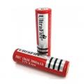 Литиево-йонна акумулаторна батерия UltraFire BRC18650 3.7V Li-io