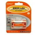 Акумулаторни батерии VAPEX 2900mAh AA, R6