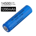 Батерия AX 14500 1200mAh 3.7V Li-ion Литиевойонна акумулаторна б