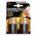 Батерия Duracell Plus Power LR20, D, MN1300