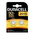 Батерия DURACELL DL/CR2016, CR2016, DL2016, BR2016 3V LITHIUM +