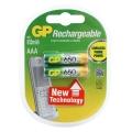 Батерии GP AAA 650mAh 1.2V GP Rechargeable NiMH AAA min.650mAh