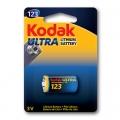 Батерия KODAK CR123, CR123A, DL123, EL123A, DL123A 3V Lithium