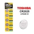 Батерии TOSHIBA 2025, CR2025, DL2025, BR2025 3V Japanese Energy