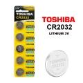 Батерии TOSHIBA 2032, CR2032, DL2032, BR2032 3V Japanese Energy