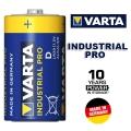 Батерия Varta Industrial PRO Alkaline LR20, D, MN1300, MONO, 402