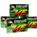 Аудио касета Maxell 90MIN