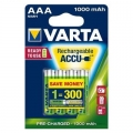 Акумулаторни батерии Varta Ready2Use 1000mAh, AAA
