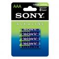 Батерия  Sony Alkaline LR03, AAA 1.5V