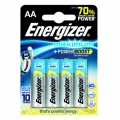 Батерия алкална Energizer Maximum Alkaline LR6, AA, MN1500