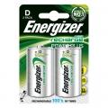 Акумулаторни батерии Energizer Power Plus D, R20, 2500mAh