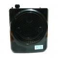 Компактен лек и преносим мегафон за презентация FM Радио с микро