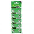 Батерии за часовници TIANQIU AG1, 364A, L621, LR60 1.55V Alkalin