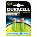 Акумулаторни батерии DURACELL DURALOCK STAY CHARGED 2400mAh, AA
