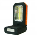 Функционална къмпинг лампа с магнити и кука 1 CREE лента + 3 LED