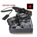 Червен лазерен прицел 5mW за оръжие
