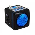Преносима мини МР3 колонка WS-909RL с вградено радио
