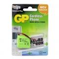 Батерия за безжичен телефон GP Т154 2.4V 300mAh
