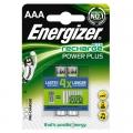 Акумулаторни батерии Energizer Power Plus ААА HR03, 700mAh