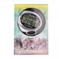 Хронометър с час, минути, секунди и ден от седмицата + аларма A-