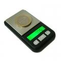 Компактна джобна везна с капаче измерва до 200 грама и точност д