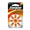 Батерия за слухов апарат Energizer 13, ZA13, 13A, PR48 1.4V