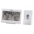 Метеостанция HAMA EWS-890 температура, време, аларма, прогноза з