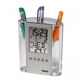 Цифров термометър HAMA с календар, аларма и моливник