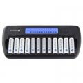 Зарядно устройство за акумулаторни батерии ЕverActive NC-1200 -Δ