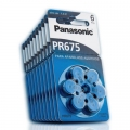 Батерии за слухов апарат PANASONIC PR675, 675, ZA675, DA675, PR4