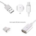 Кабел магнитен Micro USB и накрайник 8 PIN iPhone за зареждане и