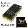 Електрическа запалка с двойна волтова дъга и стилен класически д