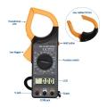 Мултиметър амперклещи DT266 за DC, AC, Амперии и Измерване на съ