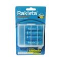Акумулаторни батерии RAKIETA 1000mAh, AАA 1.2V + КУТИЯ ЗА СЪХРАН