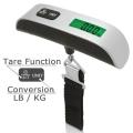Кантар за куфари, ръчен багаж или багаж със сензор за измерване
