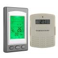 Безжична метеостанция с датчик за външна-вътрешна температура, в