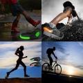 Гривна светеща с различни цветове за тичане, джогинг, колело, пе