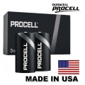 Батерия DURACELL PROCELL D, LR20, MN1300, MONO, 4020 1.5V Произв