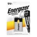 Батерия алкална Energizer 9V 6LR61