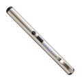 Акумулаторен джобен електрошок с тънък дизайн под формата на пис