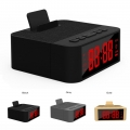 Колонка с часовник, аларма, Bluetooth, FM радио слот за Micro SD