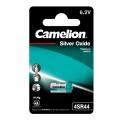 Батерия Сребърна Camelion 4SR44 Silver Oxide 145 mAh 6.2 V Сребъ
